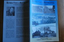 2861/RENDEZ-VOUS à ROCHELINVAL-Bataille Des Ardennes-44/William H.Tucker Para 505/82 Airborne-Trois-Ponts - Books, Magazines, Comics