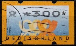 1999 Germania Federale - ATM - Automatenmarken - Mi. N. 3 - Pf 300 - Distributori