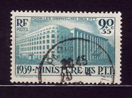 1939 N 424 Obli AF 357 - France