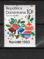 444   * *  Postfris Zonder Scharnier - Dominicaine (République)