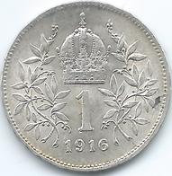 Austria - Franz Joseph - 1916 - 1 Corona - KM2820 - Austria