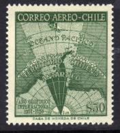 Polaire Chili P.A.  N° 184 XX  Année Géophysique Internationale Sans Charnière TB - Non Classificati