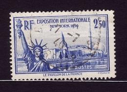 1940 N 458 Obli AF 368 - France