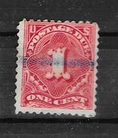 Tax 22 - Used Stamps