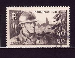 1940 N 451 Obli AF 372 - France