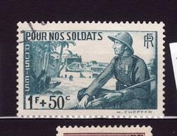 1940 N 452 Obli AF 374 - France