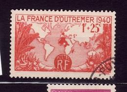 1940 N 453 Obli AF 375 - France