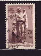 1939 N 447 Obli AF 377 - France
