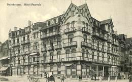 028 040 - CPA - Belgique - Duinbergen - Hôtel Pauwels - Altri