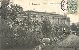 14 TROUVILLE - HOPITAL PAVILLON ELISABETHE - Trouville