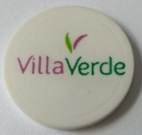 Jeton De Caddie - Jardinerie - VillaVerde - En Plastique - - Trolley Token/Shopping Trolley Chip
