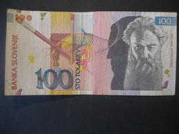 Slowenien- 100 Tolar 1992 - Slovénie