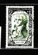 1950 N 871 Obli AF 381 - France
