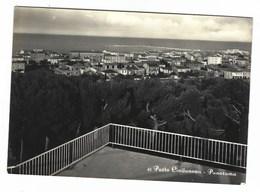 CL085 - PORTO CIVITANOVA MARCHE PANORAMA 1959 MACERATA - Altre Città