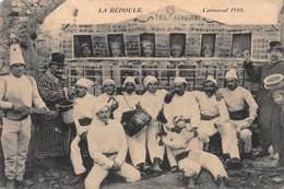 CPA LA BEDOULE - Carnaval 1910 - Otros Municipios