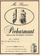 PECHARMANT - MA RÉSERVE - Bergerac