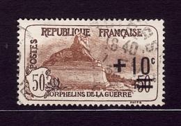 1922 N 167  Obli AF 396 - France
