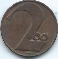 Austria - 200 Kronen - 1924 - KM2833 - Austria