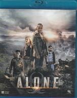 DVD Blu Ray ALONE - Ciencia Ficción Y Fantasía