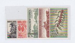 Papua Neuguinea Nr.7+8+11+17+21 ** - Papua-Neuguinea