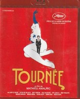 DVD Blu Ray LA TOURNEE De Mathieu Almaric - Comedy