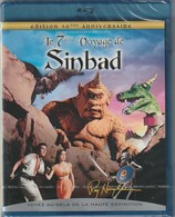 DVD Blu Ray RAY Le 7ème Voyage De Sinbad - Sciences-Fictions Et Fantaisie