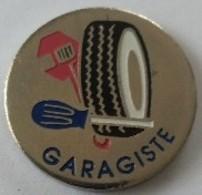 Jeton De Caddie - Automobiles - Garagiste - Garage MARIET - En Métal - - Trolley Token/Shopping Trolley Chip