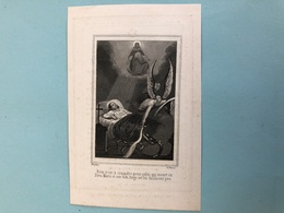 Maes Primitive-Prudence Veuve Ballon Jacques *1766 Diksmuide +1846 Oostende Oostende Imp Oserende Elleboudt - Décès