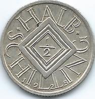 Austria - 1925 - ½ Schilling - KM2839 - Austria