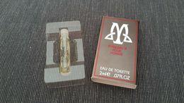 ÉCHANTILLON PARFUM HOMME MAXIM'S POUR HOMME EAU DE TOILETTE 2ML POUR COLLECTION - Perfume Samples (testers)