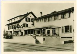 HOTEL BRAUEREI  Sursee LU Schweiz  Fam Steinger-Künzli - Visiting Cards