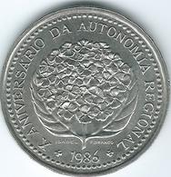 Azores - 1986 - 100 Escudos - Regional Autonomy - KM45 - Azores