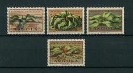 Portugal Angola 1959 PLANTS, LES PLANTES, FLORA, FLORE Complete Set MNH, FVF - Angola