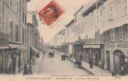 Avenue De La Gare Romans - Romans Sur Isere