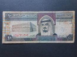 Saudi Arabia 10 Riyals 1983 (P-23b) - Saoedi-Arabië