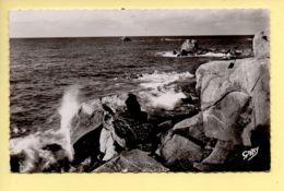 22. TRESTEL-PLAGE – La Roche Du Corbeau – CPSM / Photo Véritable (voir Scan Recto/verso) - Autres Communes