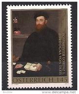 2013  Austria Mi.  3082  **MNH Lorenz I. Bordogna Von Taxis - 1945-.... 2. Republik