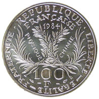 100 FRANCS MARIE CURIE 1984 - France