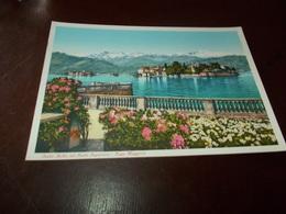B765  Isola Bella Lago Maggiore Non Viaggiata - Italia