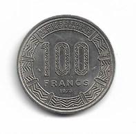 100 FRANCS 1975 - Cameroun