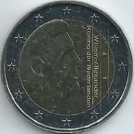 Nederland  2020   2 Euro  Deze Munt Komt Uit De BU-coffret En Is Zeer Zeldzaam-extréme Rare  !! - Netherlands