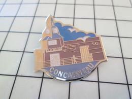 519 Pin's Pins / Beau Et Rare / THEME : VILLES / CONCARNEAU - Villes