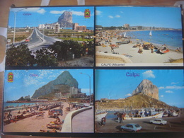 Espagne - Espana - Spain - Comunidad Valenciana - Alicante - Lot De 23 Cartes De CALPE - Alicante