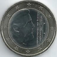 Nederland  2020   1 Euro  Deze Munt Komt Uit De BU-coffret En Is Zeer Zeldzaam-extréme Rare  !! - Pays-Bas