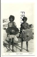 Soudan. Fuzzy Wuzzy. Jeunes Guerriers. D.P. Chryssides - Sudan