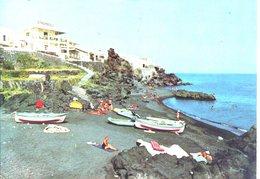 Stromboli - La Spiaggia Di Fico Grande (viaggiata 1977) - Italia