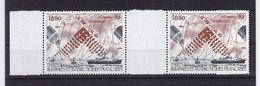 Terres Australes Nr.230 Im Paar ** - Unused Stamps