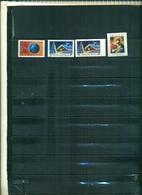 FRANCE ENTERPRISE-CROIX ROUGE - TIMBRES DE VOEUX 2002 4 VAL NEUFS A PARTIR DE 1 EURO - Unused Stamps
