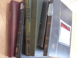 CARTON CONTENANT 6 ALBUMS MONDE - POUR AMUSEMENT - Collections (with Albums)