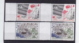 Terres Australes Nr.218-219 Im Paar ** - Unused Stamps